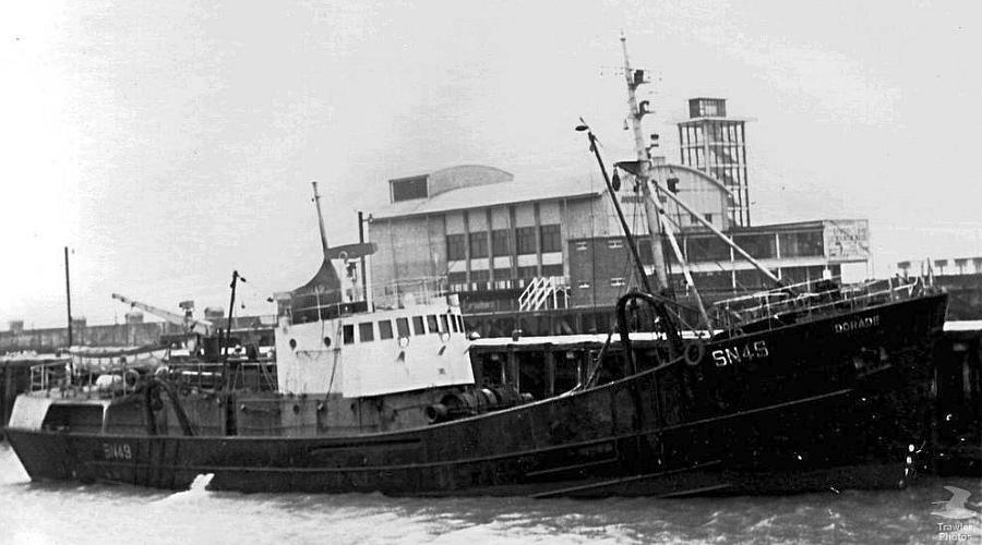 Dorade 1962
