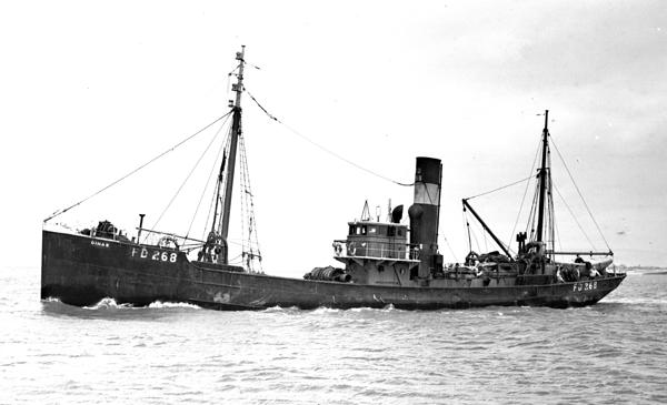 James gill 1919 for Helen h deep sea fishing