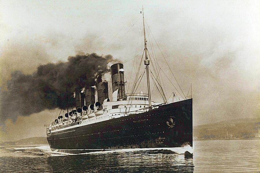Mauretania 1907