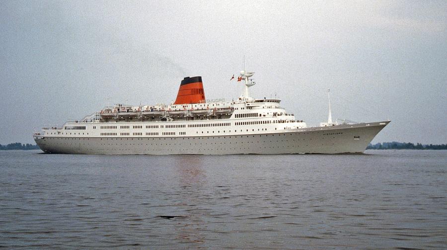 Vistafjord 1973